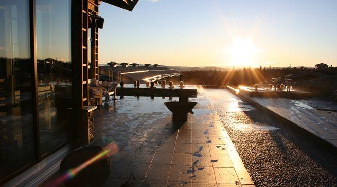 #outside Hotell Norefjell - Quality Hotel & Resort Norefjell