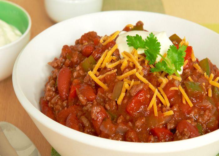 Chili con carne--Messico