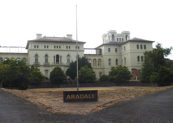 Aradale Mental Hospital | ... Database | Haunted Locations| Australia | Aradale Mental Hospital