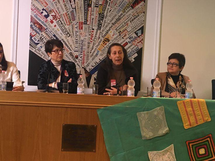 Tutto quello che c'è da sapere sull'ultima seduta degli Stati Generali delle Donne, tenuta a Roma a novembre 2016 e sul