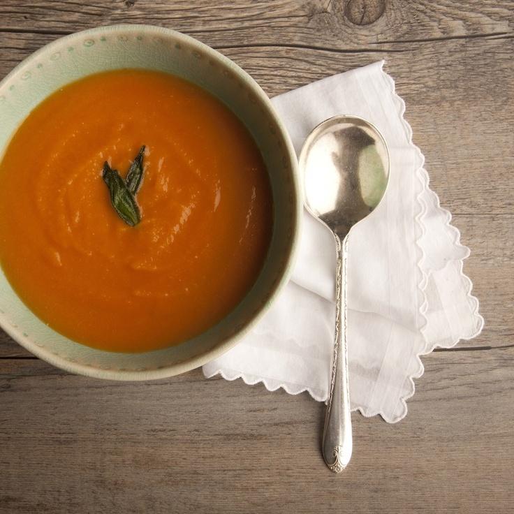 Rutabaga And Sweet Potato Soup Recipe — Dishmaps