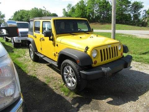 Awesome 2008 Jeep Rubicon For Sale