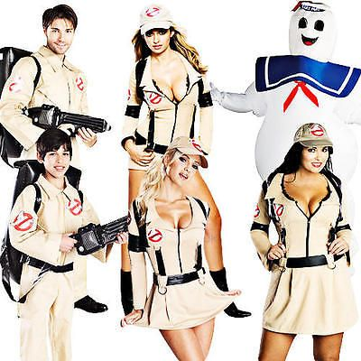 #Ghostbusters #fancy dress 80s halloween adults kids #childrens 1980s costume new,  View more on the LINK: 	http://www.zeppy.io/product/gb/2/361016264049/
