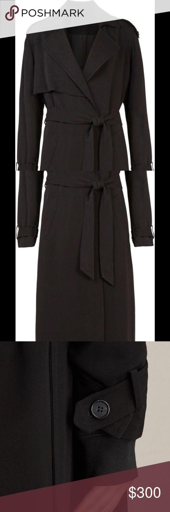 Allsaints Amelie Drape Coat Brand New with Tags Allsaints Jackets & Coats