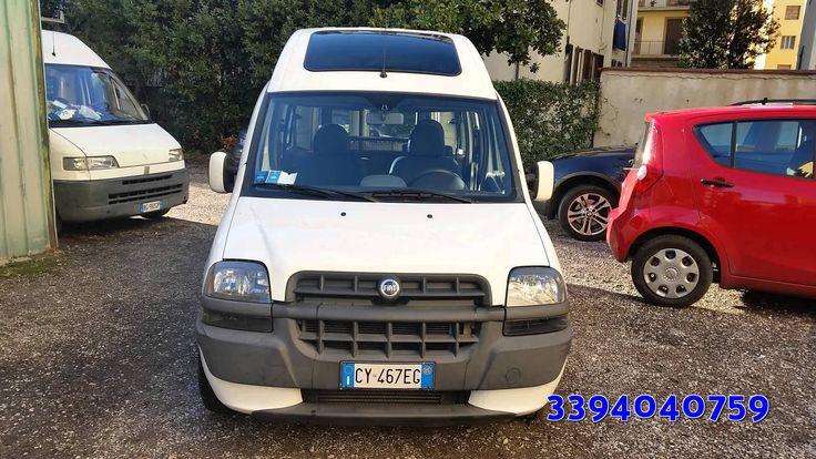 Fiat Doblò 1.9 JTD 2005 Trasporto Disabili Occasione Vendesi | Cose