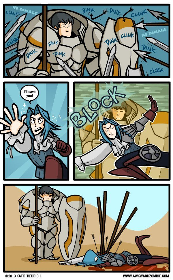 Fire Emblem: Awakening - What really happens when a character does a dual guard.