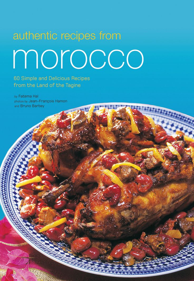 This beautifully crafted Moroccan cookbook features over 60 recipes from all over Morocco. Moroccan cuisine has been influenced by interactions and exchanges with other nations and cultures over the centuries. This Moroccan cooking book contains sections that cover basic recipes, breads, pastries, appetizers, soups, side dishes, poultry, meat, seafood, desserts, and drinks.