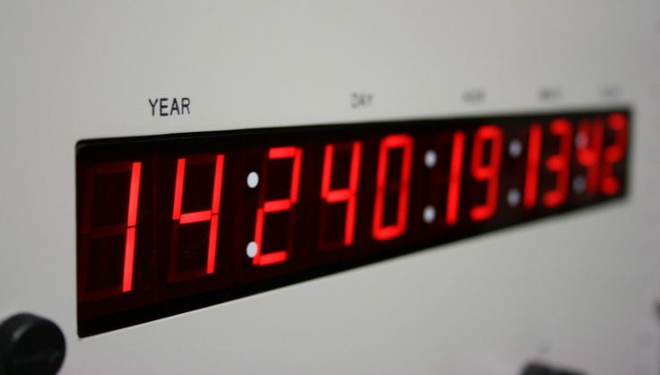 Leap second added to 2016