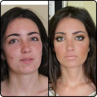 10 Ideas About Makeup Before And After On Pinterest