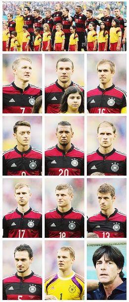 German vs USA; World Cup Brazil 2014 #footballislife
