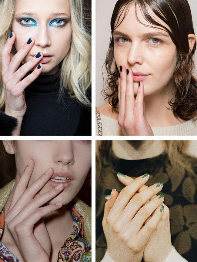 Per quando riguarda le tendenze unghie autunno inverno 2015 2016, vediamo come tanti stilisti hanno dato importanza e quindi messo in rilievo anche ciò che concerne i beauty look, che verranno util...