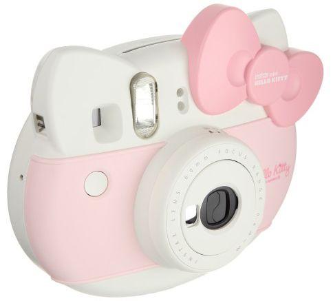 Fujifilm Instax Mini Hello Kitty Camera - I have the film just need this awesome camera!
