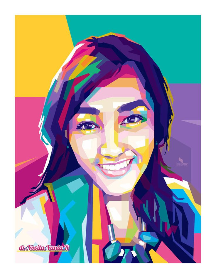 Girl WPAP by opparudy