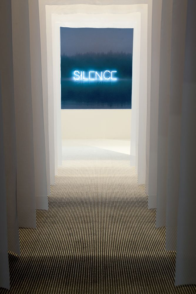 SILENCE curated by Elizabeth Leriche / Maison & Objet January 2017