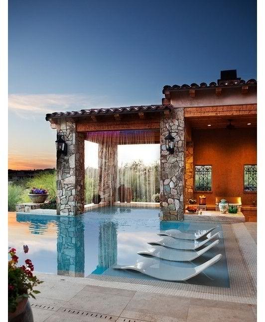 swimming pool #KBHome