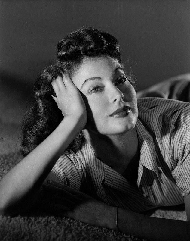 Actress Ava Gardner (1922-1990), date unknown
