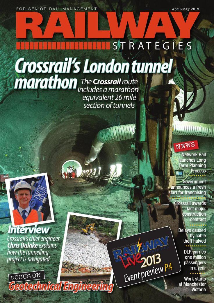 Railway Strategies April-May 2013 by Schofield Publishing Ltd - issuu