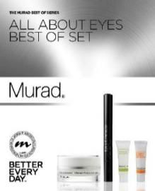 #Christmas #Murad Set: All About Eyes  Let eyes get the treatment they've always deserved with this Murad collection!  INCLUDES •Essential-C Eye Cream SPF 15 | PA ++, 4 mL •FULL S...