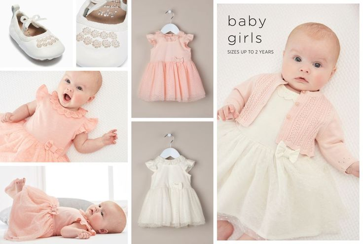 Special Occasion | Baby Girls & Unisex 0mths-2yrs | Girls Clothing | Next Australia - Page 4