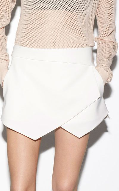 CULOTTES from Zara.... Estoy obsesionada con esta falda ❤