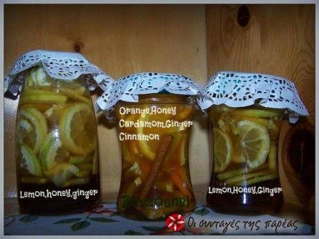 Φυσικό σιρόπι για τον πονόλαιμο ή τέλειο μυρωδικό για το τσάι σας!