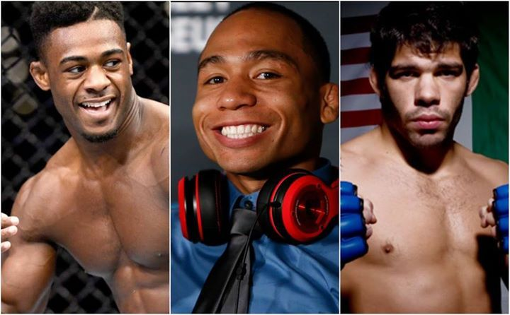 """John """"Magician"""" Dodson (via mmafighting.com): """"I just saw that Raphael Assuncao is gonna fight Marlon Moraes, the World Series champion coming into the UFC finally. I've been wanting to fight this dude for a while but Raphael Assuncao is gonna sit there and pass up on me three times: Aljamain [Sterling] got hurt out in Albany, then I tried fighting him in Denver, and then I tried fighting him now and he still said no because… I don't know if his balls haven't dropped, he's getting old, he's…"""