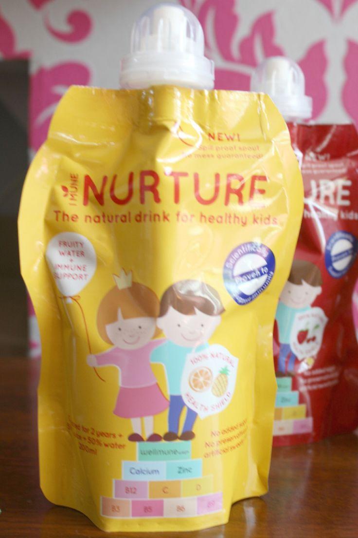 I Mune Nurture Children's Drinks
