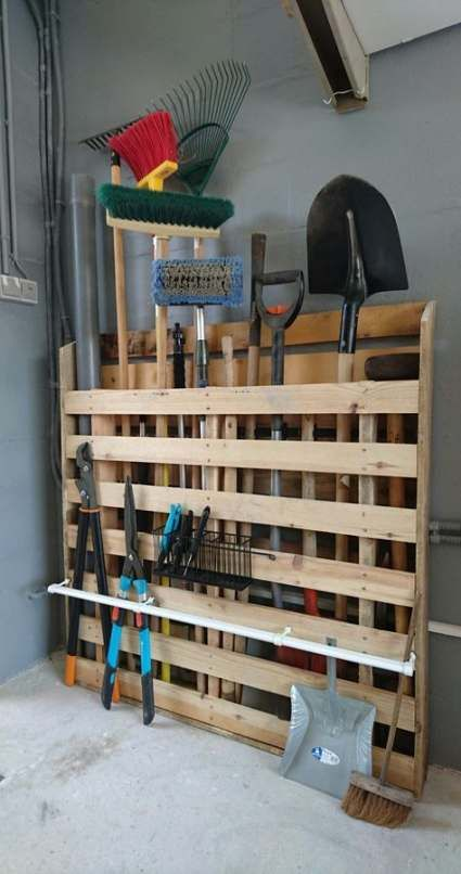 Super outdoor garden tool storage organization ideas 57 Ideas – Puutarhaideat