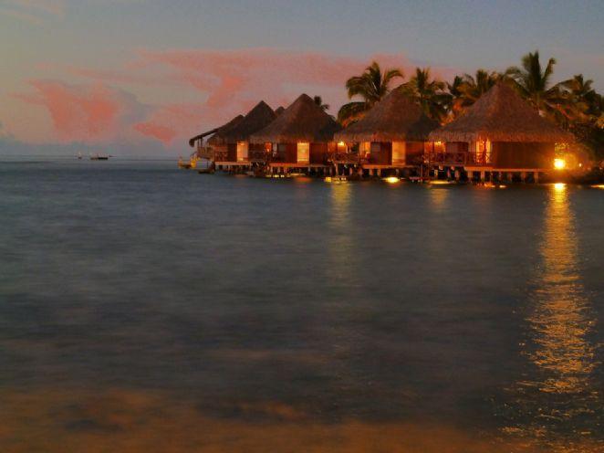 Bora Bora e Taiti são as ilhas mais conhecidas da Polinésia Francesa, porém existem outras de beleza igual ou até mais belas que ambas