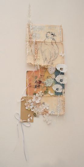 phillipa leith: Phillipaleith, Artists Books, Collage Art, Paper Art, Art Flowers, Mixed Media Journals, Phillipa Leith, Artists Assemblages, Philippa Leith