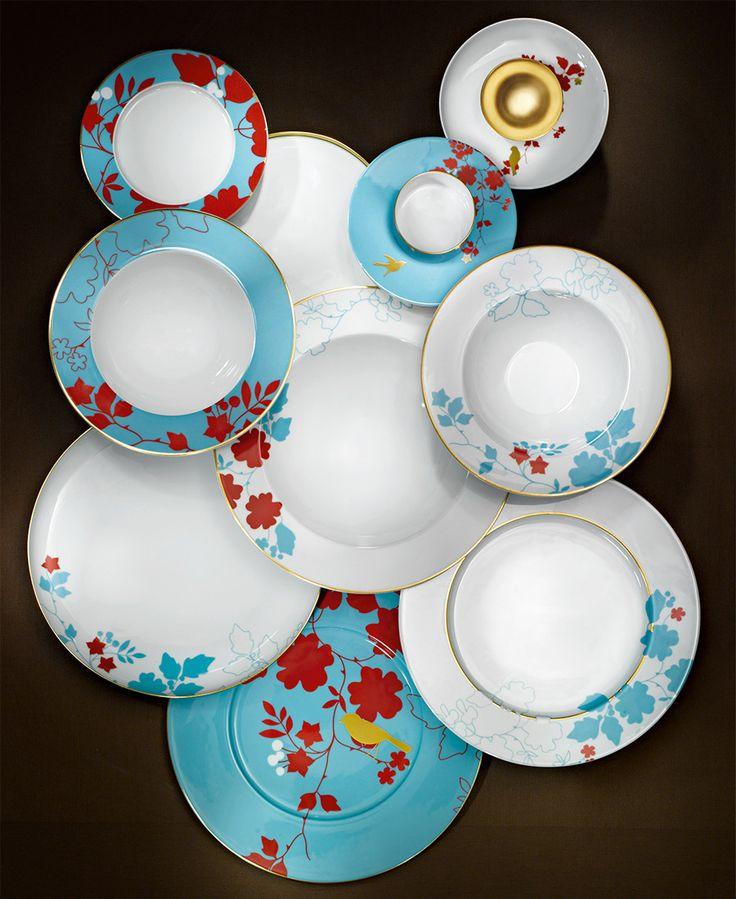 SIEGER BY FÜRSTENBERG My China! Emperor's Garden tableware
