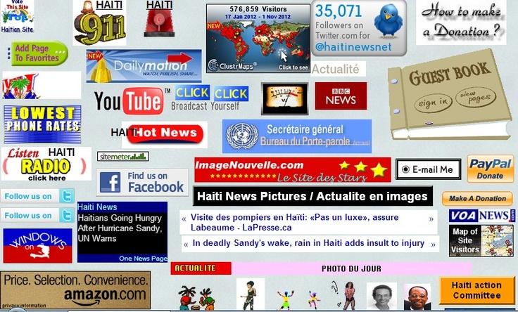 Slechte website: Onduidelijke navigatie, alles staat door elkaar heen - Teveel verschillende lettertypes - Ontbrekende header