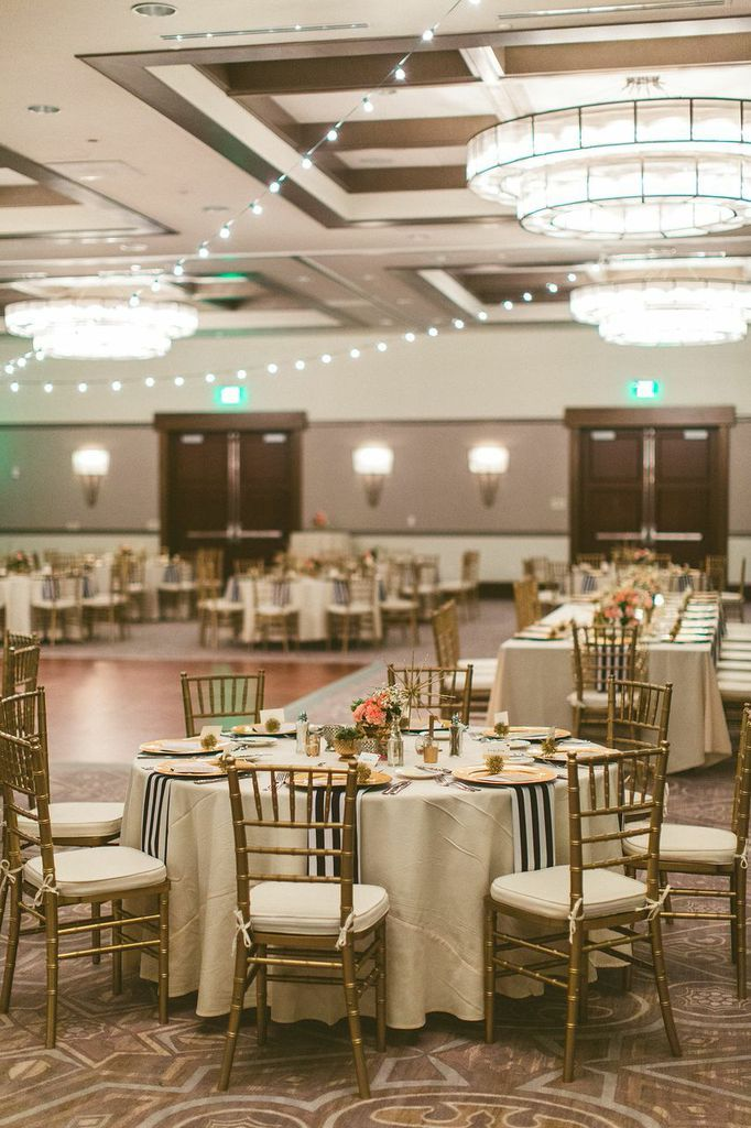 Gold Chiavari Chairs At An Alfond Inn Wedding Reception Photo By Concept Photography See