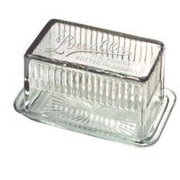 Oldstyle farmhouse Louella American Butter Dish - Lifestyle Home and Living