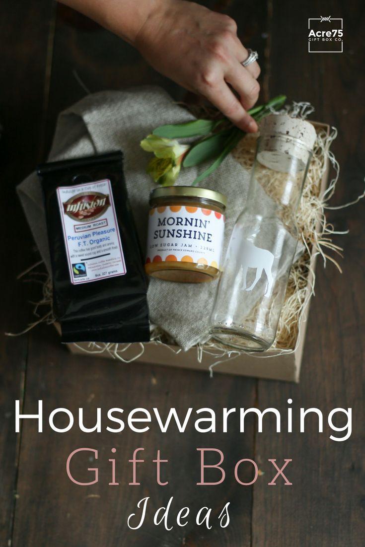 Housewarming Gift Box Ideas - Acre75 Gift Box Co.