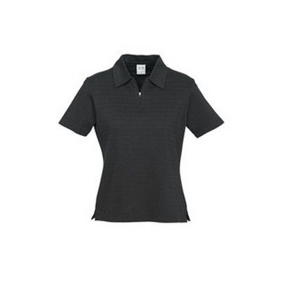 Ladies Natural Polo Min 25 - Clothing - 70% bamboo with 30% organic cotton fabric weighing at 220gsm is resistant to bacteria. #PoloShirts  #PromotionalProducts  #PromotionalPoloShirt  #CooldryPoloShirts #LadiesPoloShirt