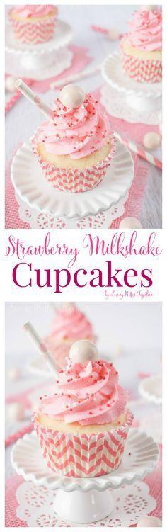 how to make strawberry milkshake with vanilla ice cream