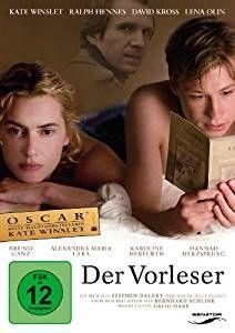 Romanverfilmung: Bernhards Schlinks Roman Der Vorleser – VinTageBuch