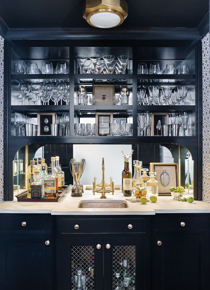 25+ best Home bar cabinet ideas on Pinterest | Liquor cabinet, Mini bars and Alcohol cabinet