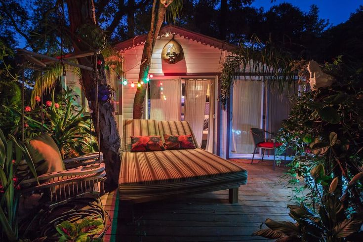 Pirates of the Caribbean Airbnb Topanga Canyon, California,, United States - Get $25 credit with Airbnb if you sign up with this link http://www.airbnb.com/c/groberts22