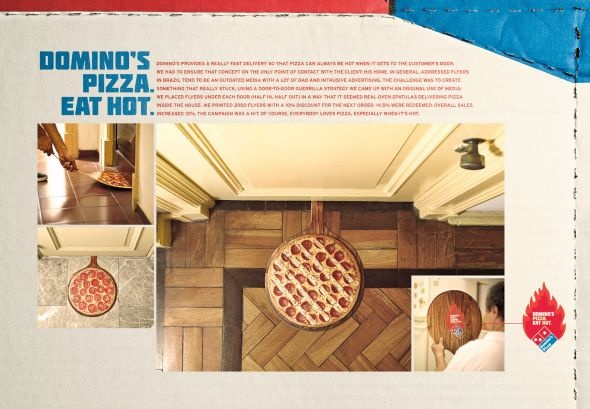 Domino's Pizza: Eat Hot