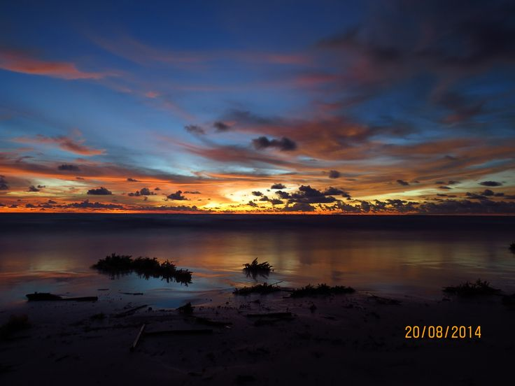 Photograph sunset at the end of Borneo, Malaysia by Federico Cella on 500px