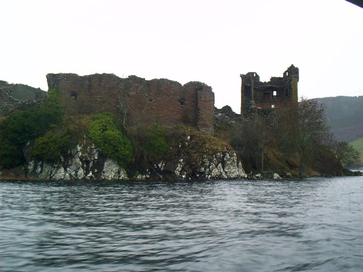 Some photos I took in my trip to Edinburgh & Loch Ness back in January 2004