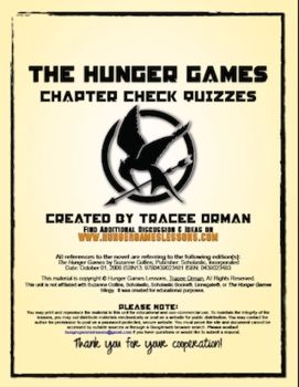 hunger games essay summary