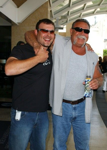 Paul Sr. And Paul Jr. Teutul