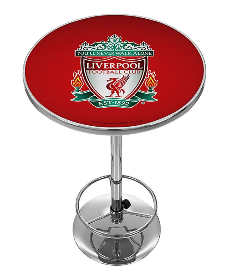 Another great find on #zulily! Liverpool Pub Table by Trademark Global #zulilyfinds