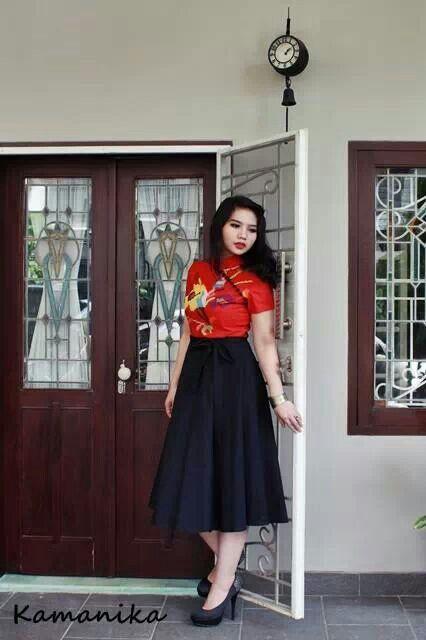 lagosi cheongsam dress