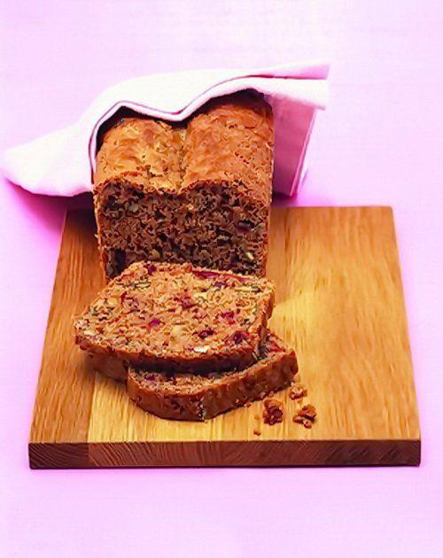Тыквенно-клюквенный хлеб с грецкими орехами. Обсуждение на LiveInternet - Российский Сервис Онлайн-Дневников
