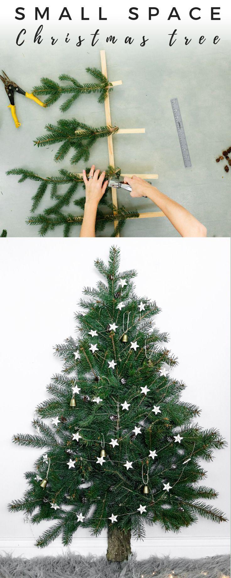 #Small #Space #Weihnachtsbaum Hier ist ein erstaun…