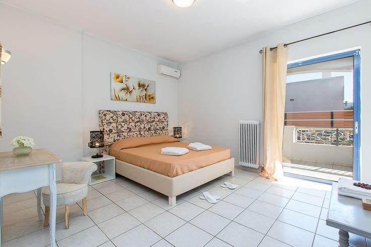 Villa Maria, Pigi village, Rethymno, Crete, Greece sinatsakisvillas.gr #villa #rethymno #crete #greece #village #island #vacation_rental #luxurious_accommodation #private #summer_in_crete #visit_greece #bedroom